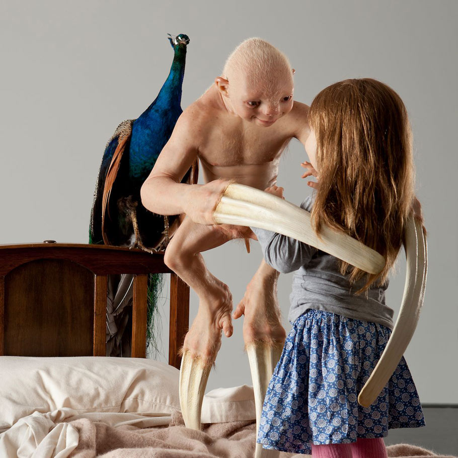 Patricia-Piccinini-The-Welcome-Guest-2011-shockyou