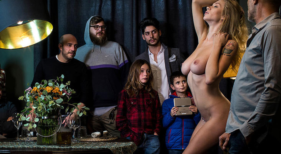 Marco Onofri : l'art voyeur