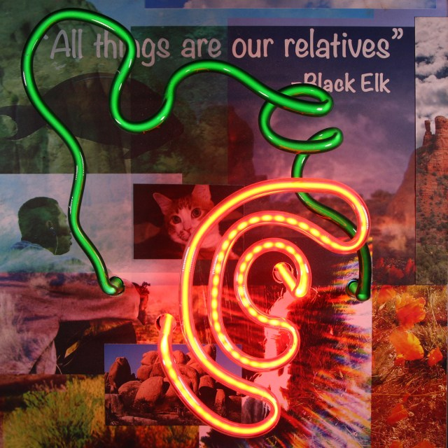 Neon Artist Linda Sue Price Opens Solo Show at TAG Gallery
