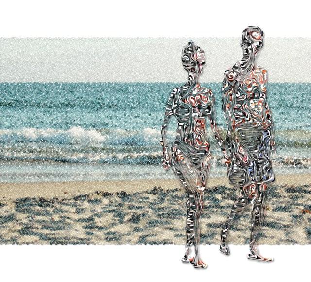 "Karen Hochman Brown's ""Photo/Synthesize"" at the Yuma Art Center"