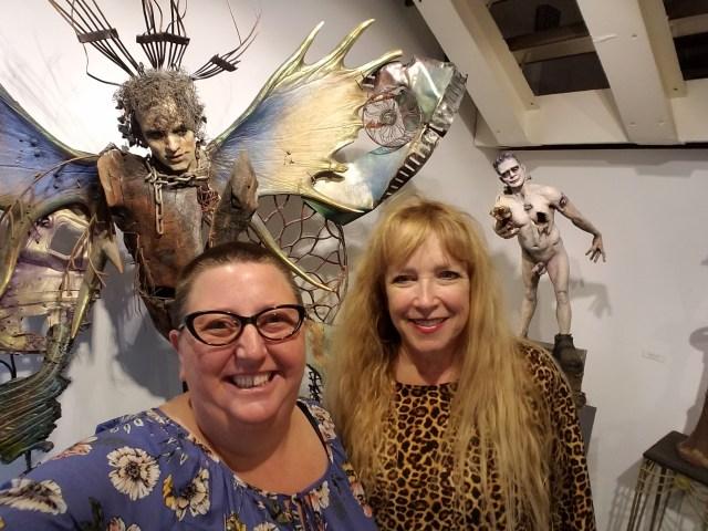 In the Studio with Debbie Korbel
