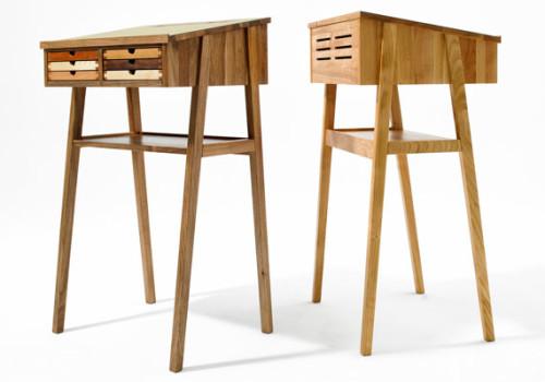 SIXtematic Standing Desk  Shoebox Dwelling  Finding