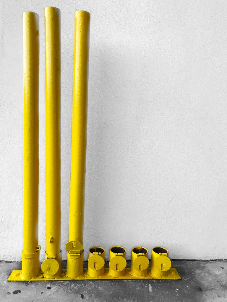 """Yellow Pipes, 2019 Photograph - archival pigment on luster paper or Dibond aluminum (signed limited editions only) Sizes Available: 10"""" x 7.5"""" (image) through 60"""" x 46"""""""