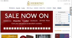 Buying tip - Sale at Herring Shoes