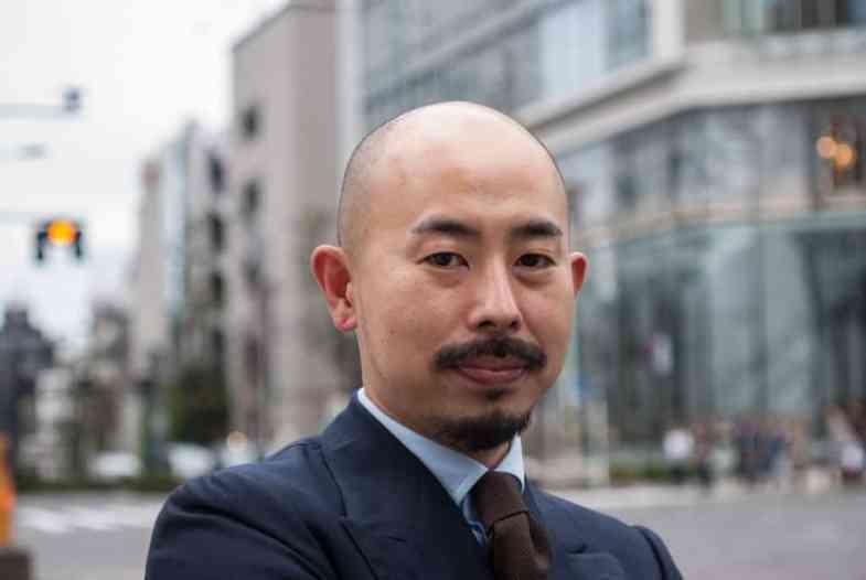 Yohei Fukuda.