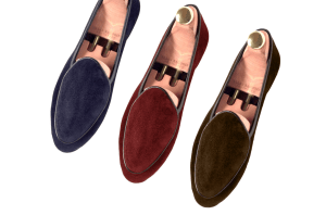 News - Allan Baudoin launches RTW shoes