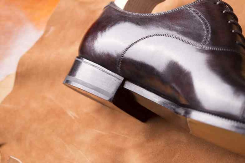 FInish of details that you don't find in many shoes at this price point.