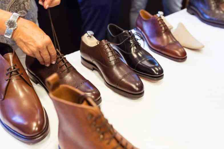 Meermin is the other brand that's been here all three years, and who also are very popular still.