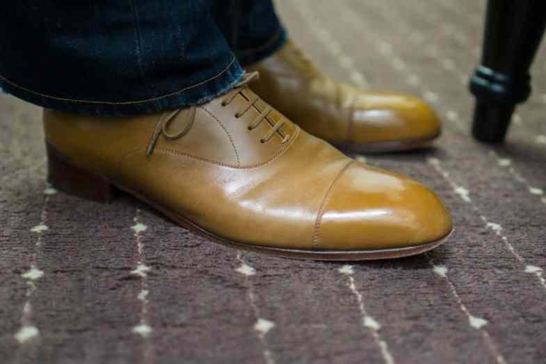 Eiji Murata's own pair.