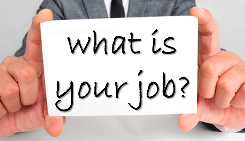 What Is Your Job Atlanta Executive Search