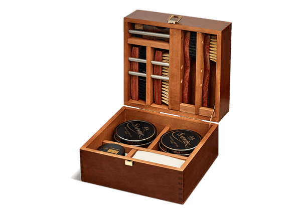 Saphir ShoeMaker Shoe Polish Box Interior