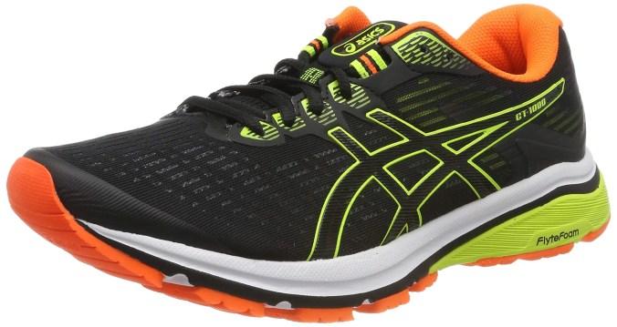 ASICS Men's GT-1000 8 shoes