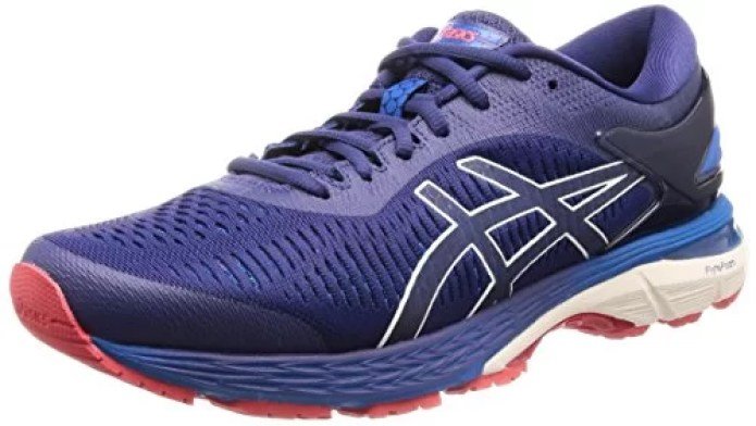 ASICS Men's Gel Kayano 25 Cushioned Breathable Running Shoes