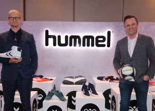 hummel Rolls Out Sports Range in India