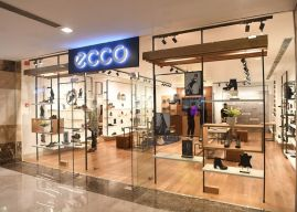 ECCO opens First store in India