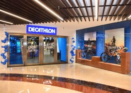 Decathlon opens store at Delhi's Select Citywalk