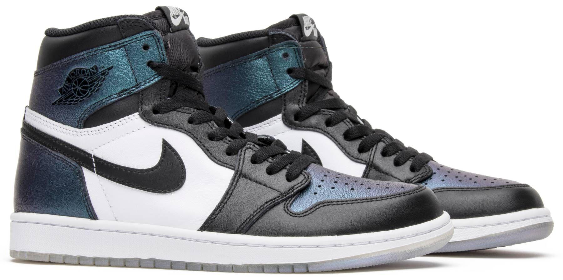 Buy Air Jordan 1 Retro High OG All Star - Chameleon Online at Shoeslix.com
