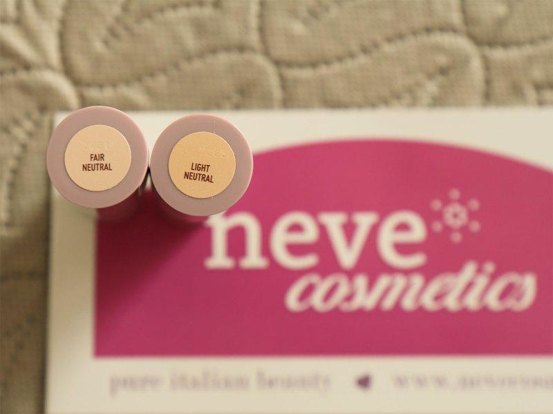 Neve Cosmetics Star System Foundation