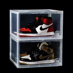 side view shoe boxes
