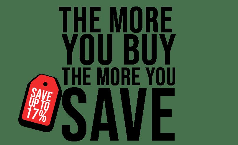 multi buy discount