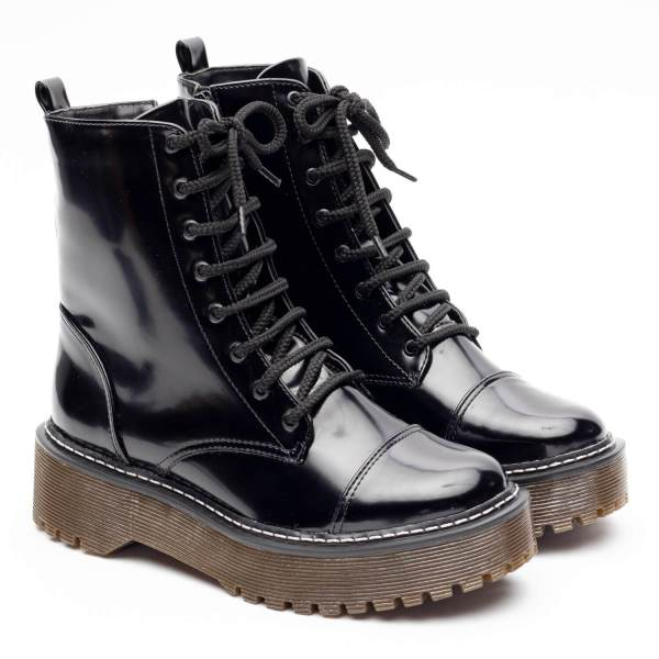 Coturno feminino tratorado preto online site shoes to love moda 2020 inverno (9)