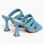 Tamanco Feminino salto taça verão 2021 denim azul claro shoes to love loja online calçados femininos tendencias (36)