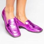 loafer sapato mule verão 2021 metalizado pink furta-cor shoes to love loja online calçados femininos tendencias (3)