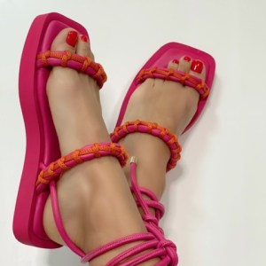 sandalia-rasteira-Yohanes-pink-com-corda-manual-laranja-palmilha-confort-verao-2022-loja-online2