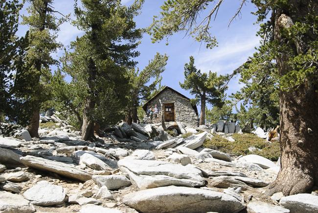Stone Hut