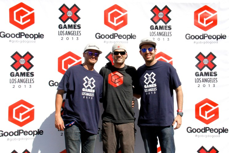 3 founders photo x games