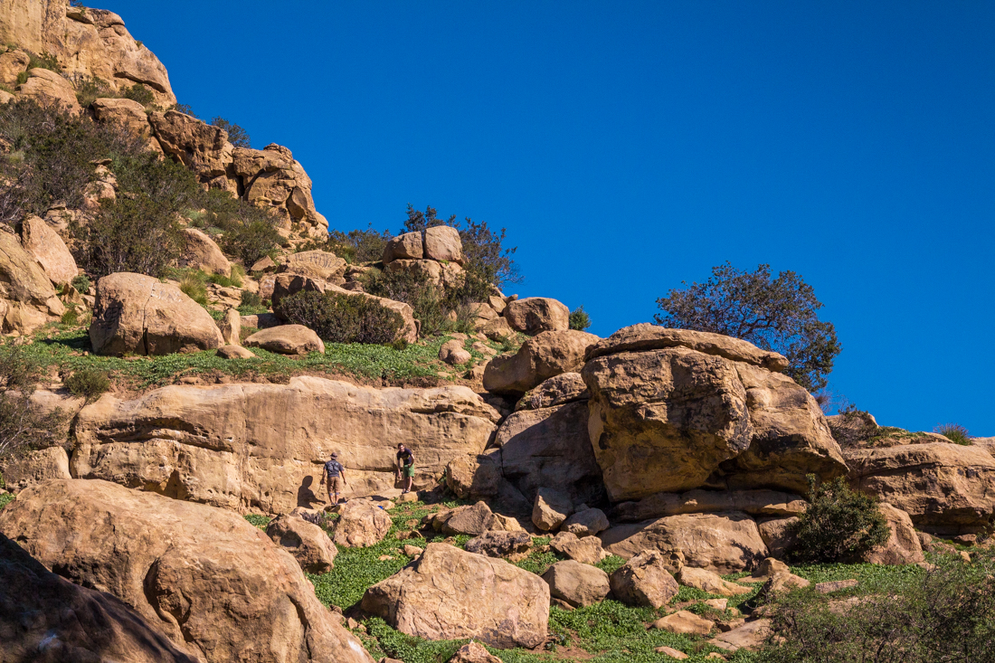 Places to Start Climbing Outdoors in Southern California