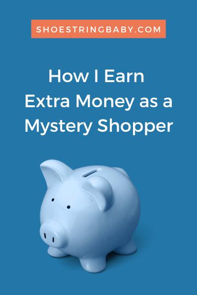 How I Earn Extra Money as a Mystery Shopper