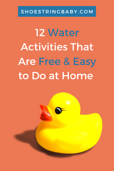 12 water activities that are free & easy