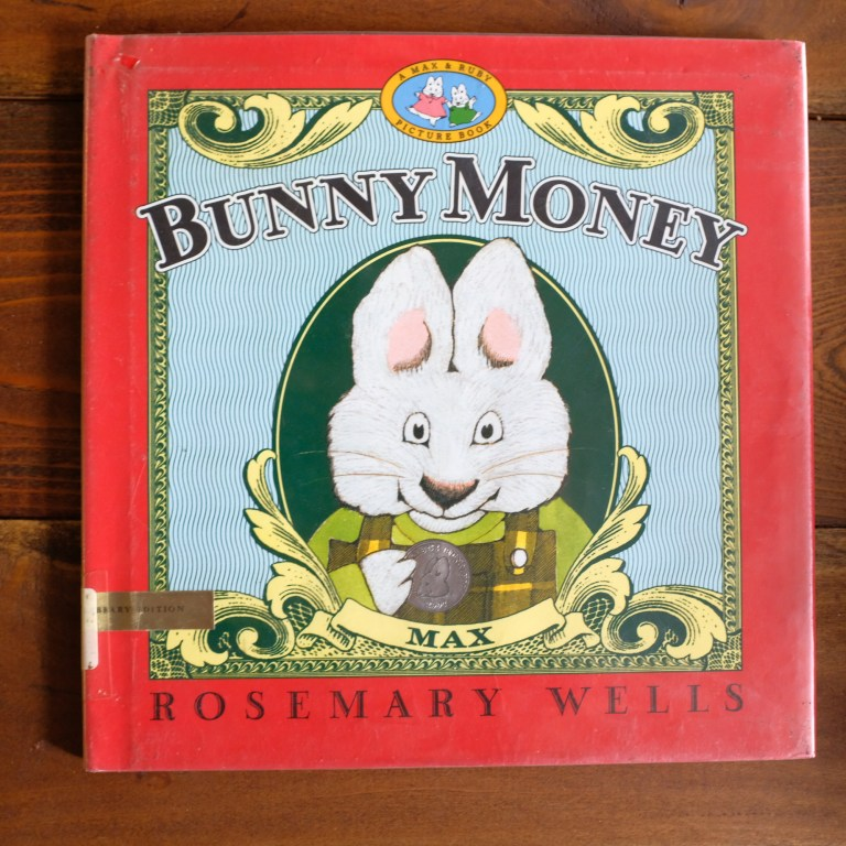 Kids book about money - Bunny Money