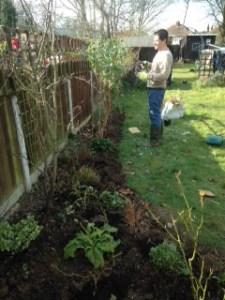 garden Justin