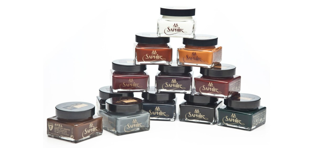 saphir conditioners polishes