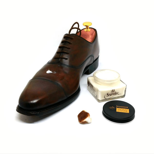 How to Renovate Leather Shoes