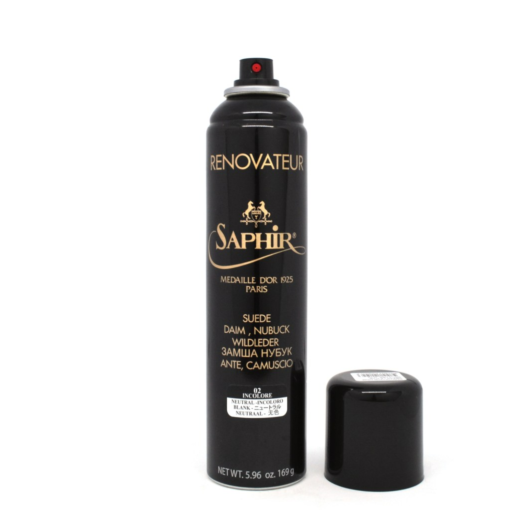 Saphir Renovatuer Suede Nubuck Spray Neutral 2
