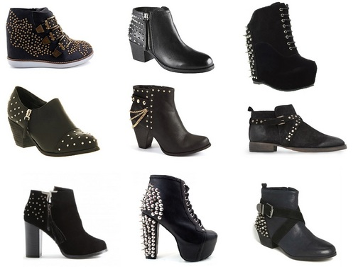 Autumn special: ankle boots with attitude