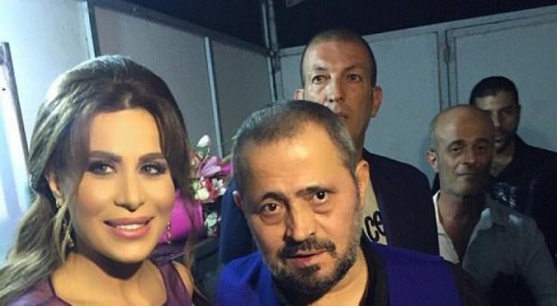 فيفيان مراد أميرة إلى جانب السلطان جورج وسوف