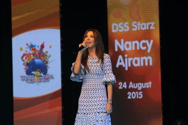 """نانسي عجرم في """"عالم مدهش"""" تغني للأطفال"""