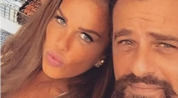 سيلفي نيكول سابا وزوجها تجذب 13 ألف معجب