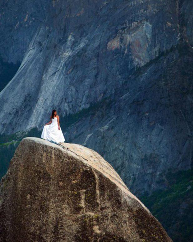 70502 صور حب رومانسية  , صور حفل زفاف في مرتفعات الموت