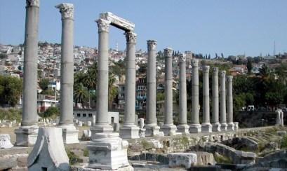 The Agora in Smyrna