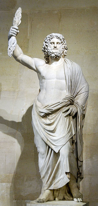 Statue of Zeus discovered in Asia