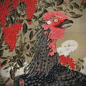 """""""Dōshoku Sai-e (Colorful Realm of Living Beings)"""", One of Long-Life Masterpiece of Itō Jakuchū Is a Buddhist Painting in Fact!"""