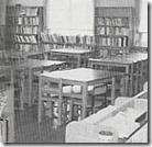 古い図書室