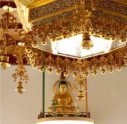釈迦牟尼仏像
