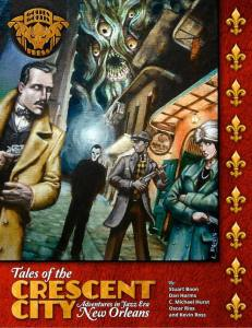 Tales of the Crescent City: Adventures in Jazz-Era New Orleans