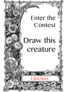 Enter the contest. Draw this creature. Click here.